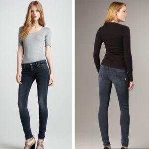 MOTHER Looker Grand Sophie Skinny Jeans
